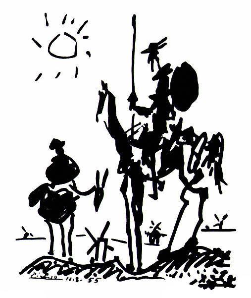 Die Don Quijote Situation Was Konnen Wir Von Don Quijote Lernen